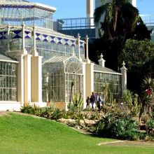 The Palm House, Adelaide Botanic Garden
